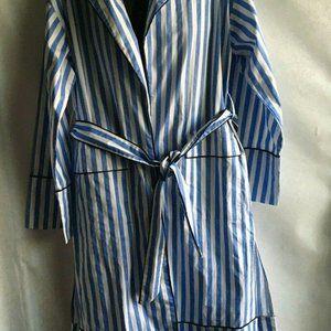 English Factory Stripe Women's XS Chintz Boxer Rob